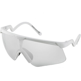 ALBA Optics Delta Mr Silver Glasses white